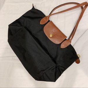 Longchamp Le Pilage Medium Nylon Tote